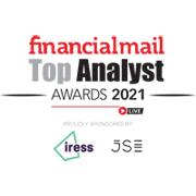 Financial Mail Top Analyist Awards Logo