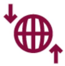 arrow-globe-icon